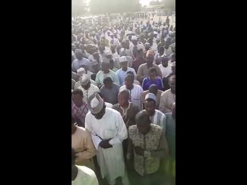 JANA'IZAR TIJJANI ADO FREEDOM RADIO KANO (Hausa Songs / Hausa Films)