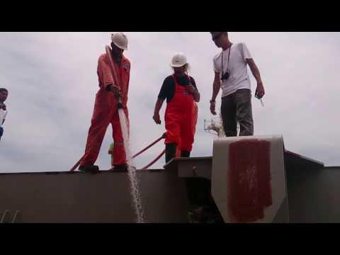 Cargo Ship Hold Hatch Survey/Inspection