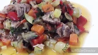 Овощное Рагу с  Мясом - Готовь Хоть Каждый День