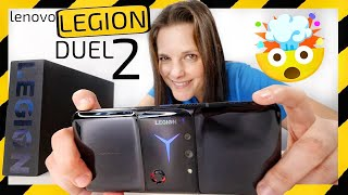 ¡ARRASA con TODOS! LEGION Phone Duel 2 Unboxing + gameplay