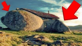 Top 10 Casas Mais Estranhas do Mundo