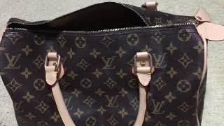 d094abaa1a12 Louis Vuitton Speedy Review DHgate ...