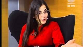 Dra. Patrícia Santafé - Sibutramina (Entrevista Ulbra) - parte 1.wmv