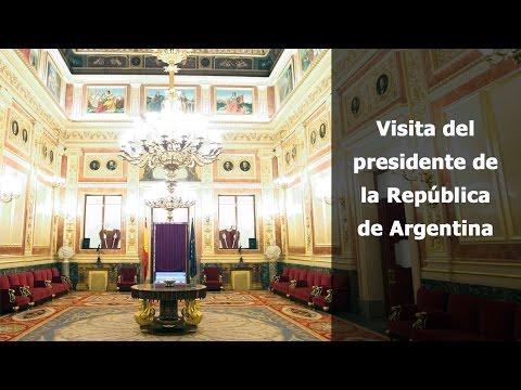 Visita de Estado presidente de la República Argentina (22/02/2017)