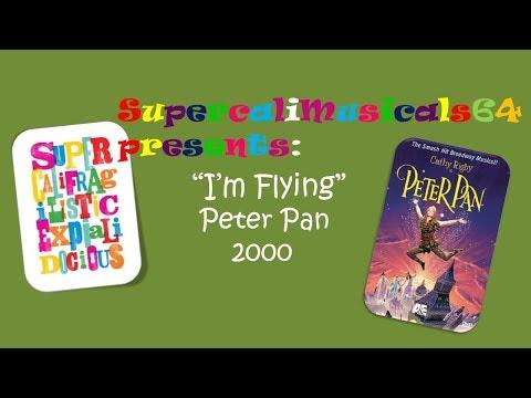 I'm Flying - Lyrics Peter Pan (2000)