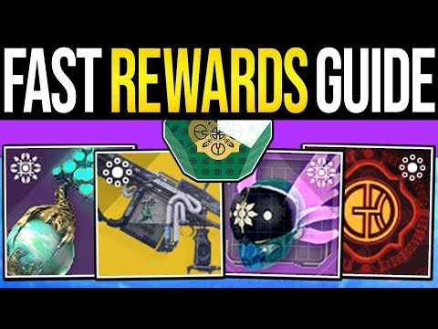 Destiny 2 | How to Get ARBALEST Fast & Easy - Revelry Rewards, Armor, Ornaments & Secret Emblem thumbnail