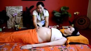Thajské masáže LOTUS - Aroma masáž pro těhotné