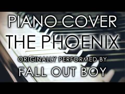 The Phoenix (Piano Cover) [Tribute to Fall Out Boy]