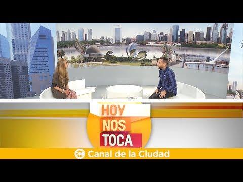 """<h3 class=""""list-group-item-title"""">Conversación y café con Maitena Aboitiz en Hoy nos toca</h3>"""