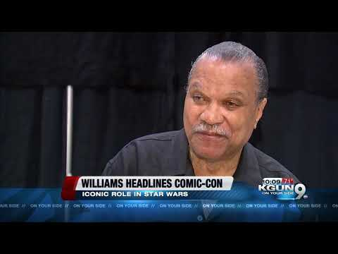 Billy Dee Williams headlines Tucson ComicCon