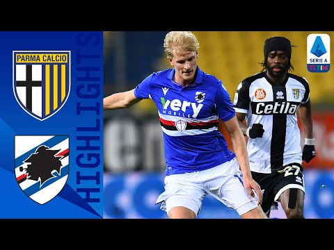 Parma Sampdoria Goals And Highlights