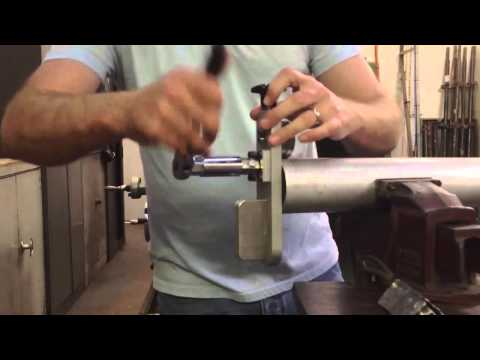 Tube Bead Roller - 0-Line Racing Products - Demo