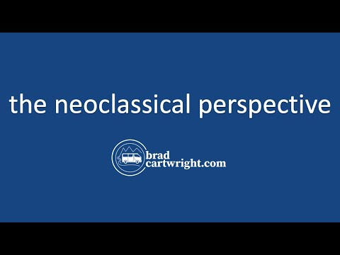 Macroeconomic Equilibrium Series:  The Neoclassical View
