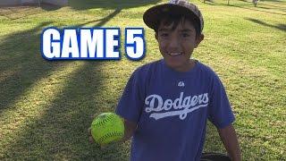 My First Home Run | Offseason Softball Series | Game 5 thumbnail