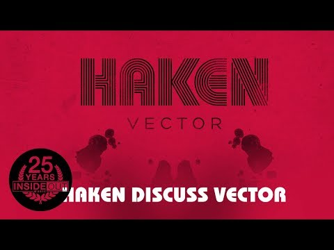 Haken Rich Henshall Charlie Griffiths Talk Guitars Vector