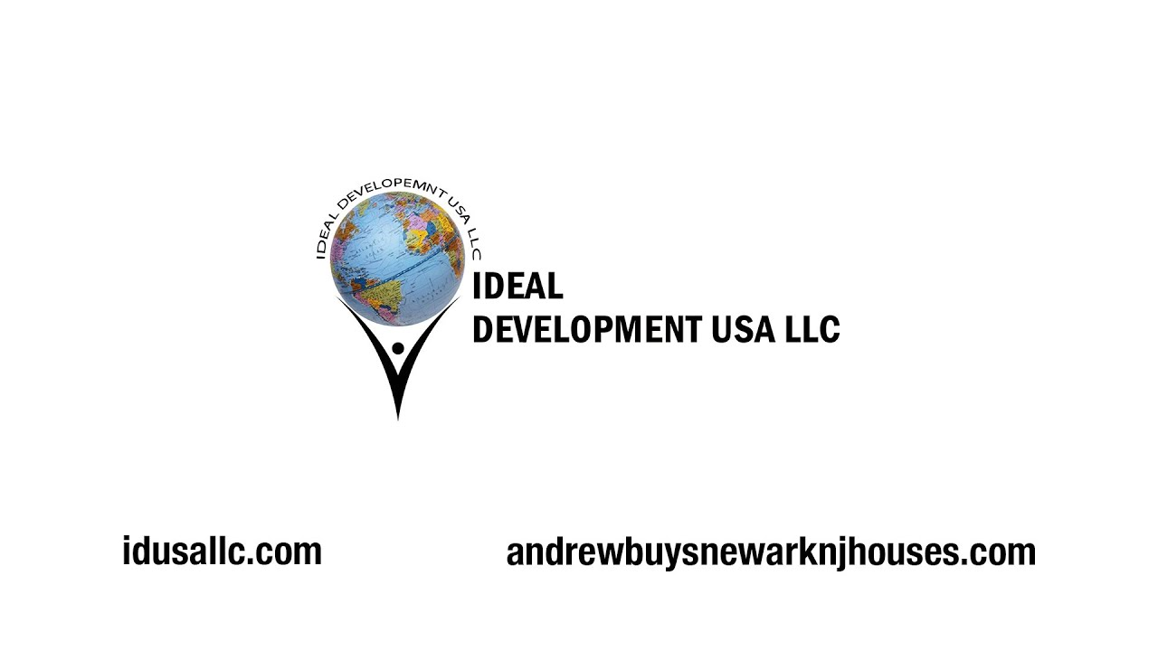 Andrew Buys Newark NJ Houses - Introduction
