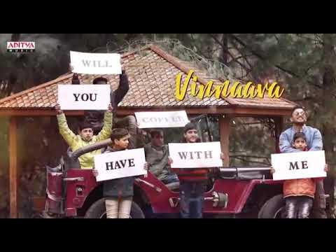 Beautiful love song   what's app status   naperu Surya na ellu India  download description link