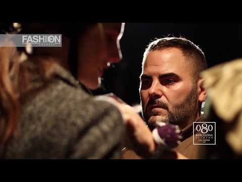 SWEET MATITOS Backstage 080 Barcelona Fashion Fall Winter 2018 19 - Fashion Channel