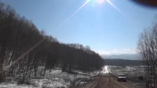 Февральские окна 2015 Спуск на поляну