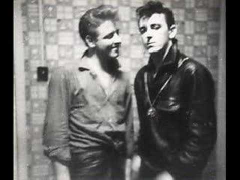 Eddie Cochran Gene Vincent White lightening