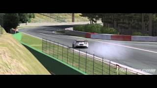 iRacing Corvette Spin