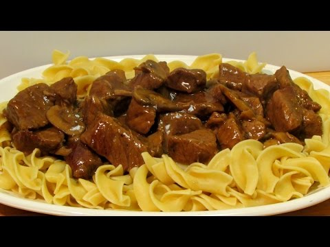 Beef and Noodles Recipe – How to Make Beef and Noodles