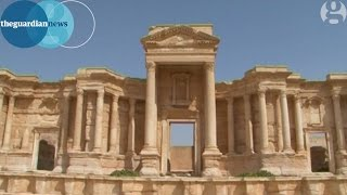 Isis threatened Palmyra: The Syrian archaeological site under threat from Islamic State