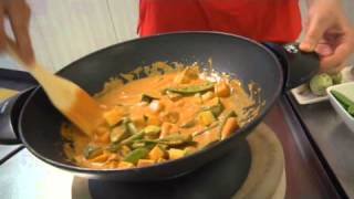 How To Cook Thai Red Curry From Wing Yip