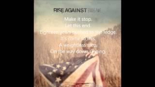 Rise Against - EndGame- Full Album + Lyrics