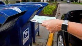 Bầu cử Mỹ 2020 : Vì sao bỏ phiếu qua bưu điện trở nên phức tạp