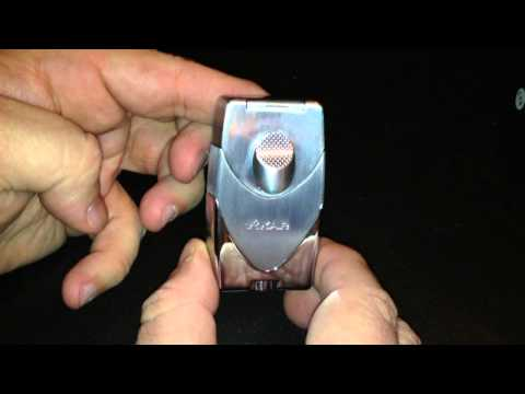XIKAR Enigma II Lighter Review - Cigar Lighter Review