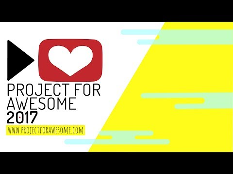 Project for Awesome 2017 - Syrian Civil Defence