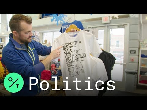 Welcome To RAYGUN, An Iowa T-Shirt Shop About More Than Just The Caucuses