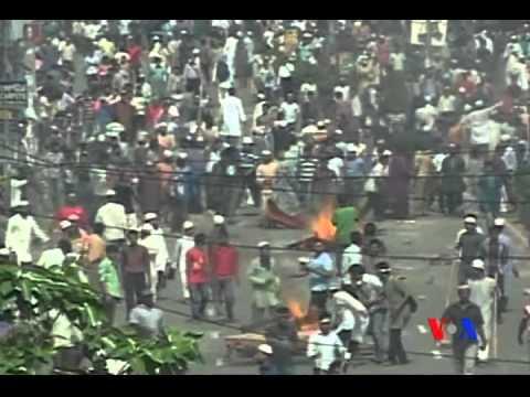 Bangladesh Minister on Political Violence - Hello America
