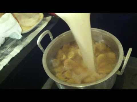 cara membuat kolak pisang