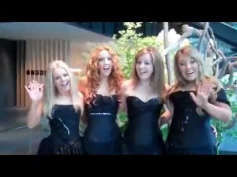Celtic Woman / Chloë Agnew - Princess Toyotomi premiere