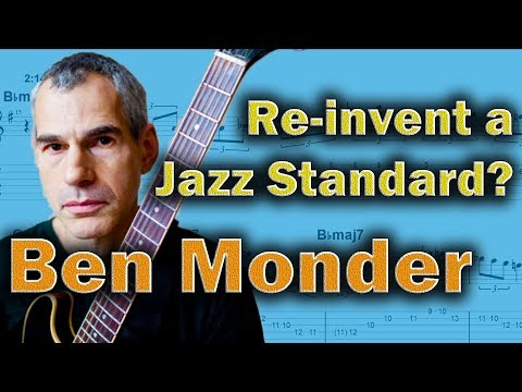 Ben Monder - This is How to Interpret a Standard