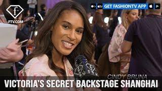 Victoria's Secret Fashion Show 2017 Shanghai Backstage ft, Martha Hunt Part.12 | FashionTV