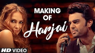 Making Harjai Song | Maniesh Paul, Iulia Vantur