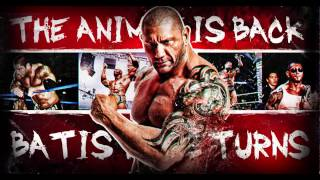 "WWE: ""I Walk Alone"" Batista 4th Theme Song"