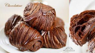 Chocolate CroissantChocolatine  Bruno Albouze