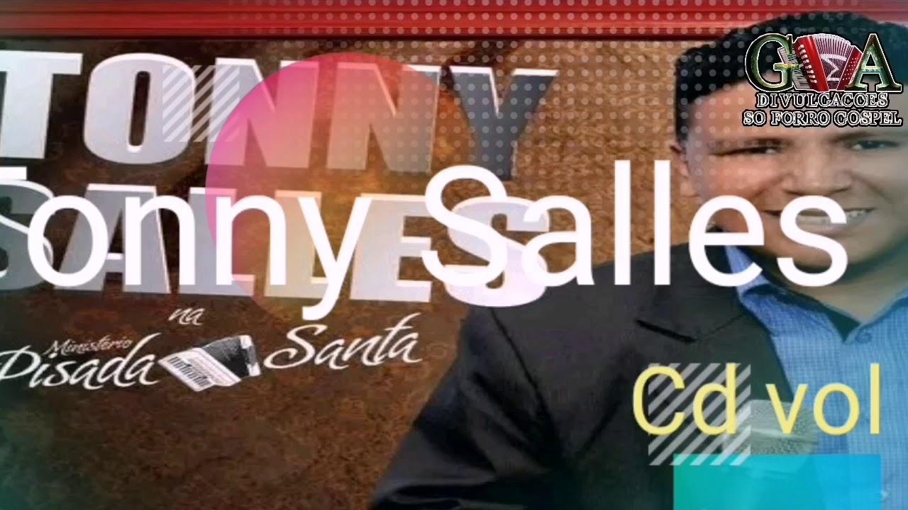 Tonny Salles cd vol 3 - forró gospel