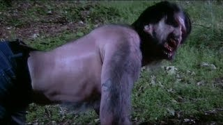 Werewolf Transformation scene from Dense Fear Bloodline