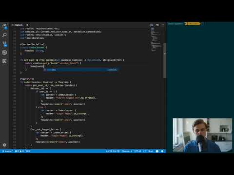 Retrieving Data! - Program In Rust #17