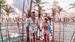 PARADISE BEACHES SRI LANKA | CINEMATIC VLOG