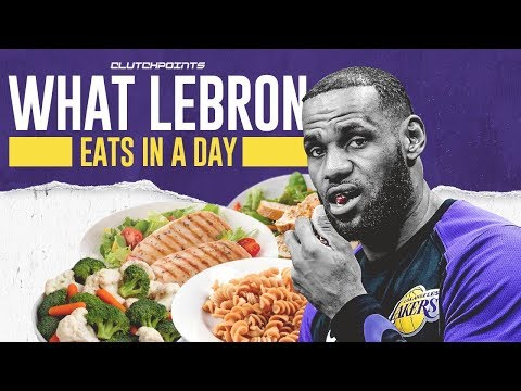 LeBron James' Insane Diet (Don't Try This On Thanksgiving)