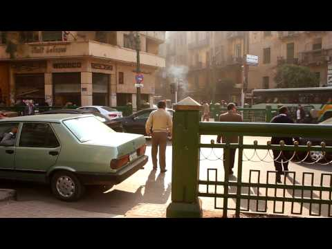 Cairo at a Crossroads. EMW travel.