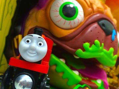 Thomas & Friends RHENEAS Wooden Railway Toy Train Railway Review By Mattel Fisher Price