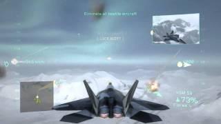 H.A.W.X. 2  F-22 Raptor