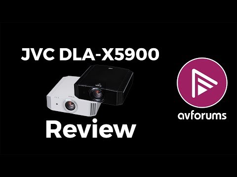 JVC DLA-X5900 4K D-ILA Projector Review